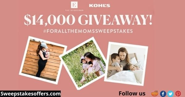 Kohls Mothers Day Giveaway