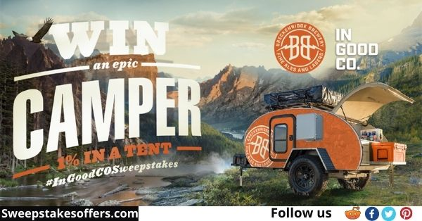 Breckenridge Brewery In Good CO Sweepstakes