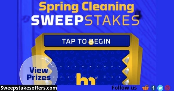 Roadpro Spring Cleaning Sweepstakes