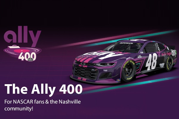 Ally 400 NASCAR Cup Series Race in Nashville Giveaway