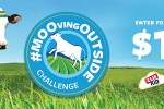 Organic Valley Mooving Outside Grand Prize Sweepstakes