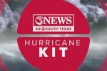 KIII-TV Hurricane Kit Contest 2021