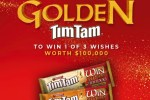 Tim Tam 3 Wishes Competition