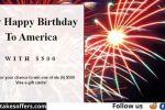 Dayton247Now Say Happy Birthday To America Contest