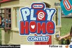 Little Tikes Play at Home Contest