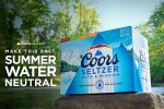 Coors Seltzer Summer Sweepstakes