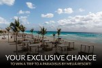 ACFaves Pick Your Paradisus Sweepstakes