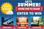 Let's Summer More Fun to Share Sweepstakes