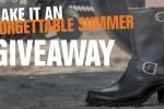 Harley-Davidson Footwear Giveaway
