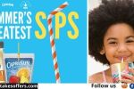 Summer's Greatest Sips Instant Win Game and Sweepstakes