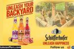 Schöfferhofer Unleash Your Backyard Sweepstakes