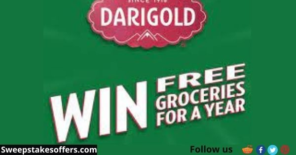 Darigold Year of Groceries Sweepstakes