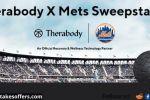 Therabody X Mets Sweepstakes