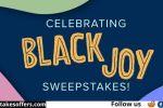 Simon & Schuster Black Joy Sweepstakes