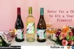 Sunny Wines Choose to Bloom Sweepstakes