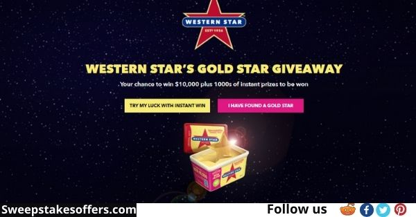 Western Star Gold Star Competition