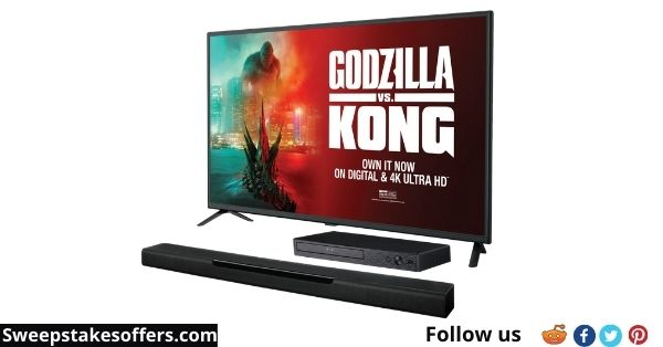 PIK-NIK Godzilla vs Kong Sweepstakes