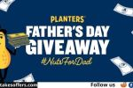 Planters Nuts for Dad Sweepstakes