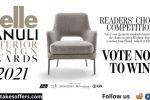Belle Fanuli Interior Design Awards 2021 Competition