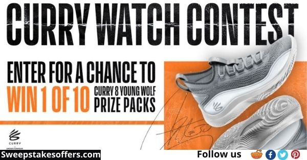 NBA Canada Curry Watch Contest
