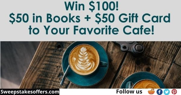 LitNuts Summer Book & Coffee Shop Giveaway