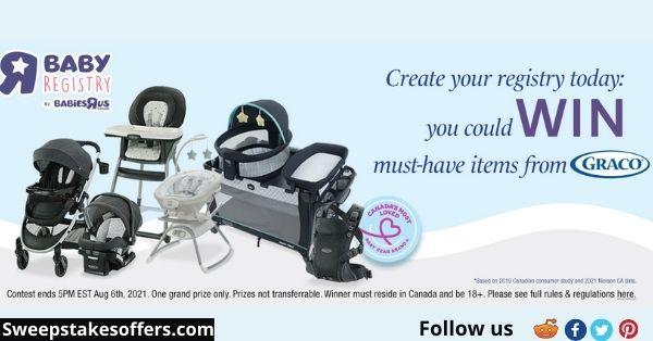 Babies R Us Baby Registry Contest