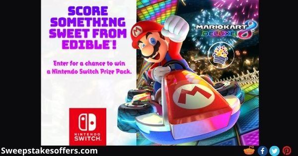 Edible Arrangements Super Saving Nintendo Switch X Giveaway