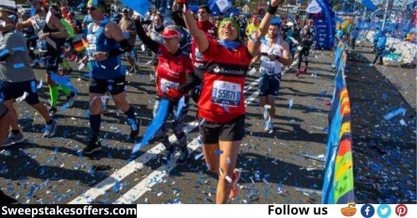 Michelob ULTRA NY Marathon Bib Sweepstakes