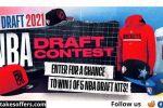 NBA Draft Contest 2021
