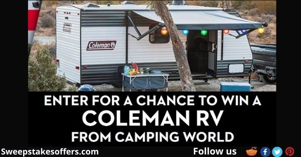 Nascar Camping World Promo Giveaway