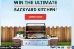 Moosehead Backyard Kitchen Makeover Sweepstakes