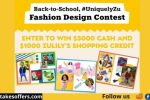 Zulily's Back to School Fashion Design Contest