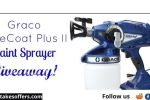 Graco Save Your Weekend Giveaway
