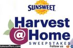 Sunset Growers Harvest at home Sweepstakes