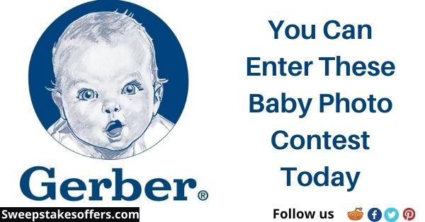 Gerber Baby Photo Contest 2021