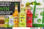 Cuervo Cooler Bag Sweepstakes