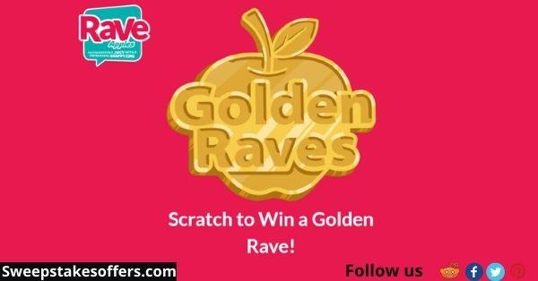 Stemilt Growers Golden Raves Instant Win Game