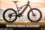 Bolton Electric Ebike Giveaway