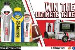 BodyArmor Football Tailgate Sweepstakes