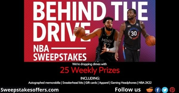 Exxonmobil Behind The Drive Mobil 1 Nba Sweepstakes