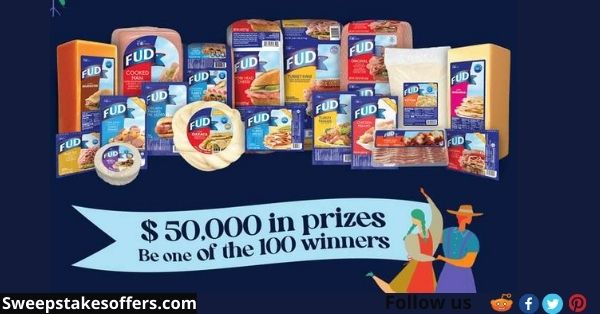 FUD Dinner Party Sweepstakes