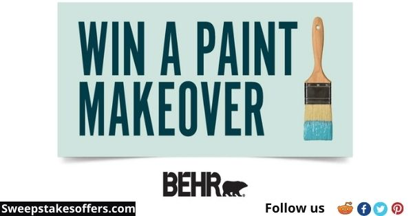 HGTV Behr 2022 Color of the Year Sweepstakes