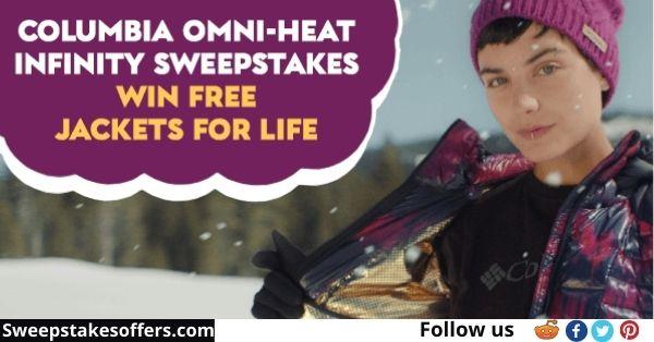 Columbia Omni Heat Infinity Sweepstakes