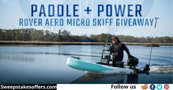 BOTE Paddle and Power Rover Aero Giveaway