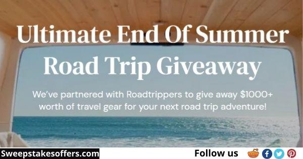 Revelfly Ultimate Summer Road Trip Giveaway