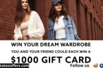 Dynamite $1000 Free Gift Card Giveaway