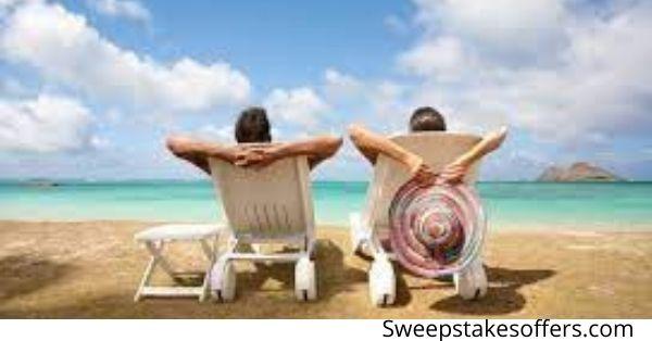 4 Ocean Hawaii Sweepstakes