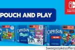 Capri Sun Nintendo Switch Sweepstakes