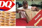 Dairy Queen Cheeseburger Day Contest