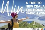 Babich Wines Free New Zealand Vacation Sweepstakes